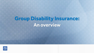An Overview of Group Disability Insurance